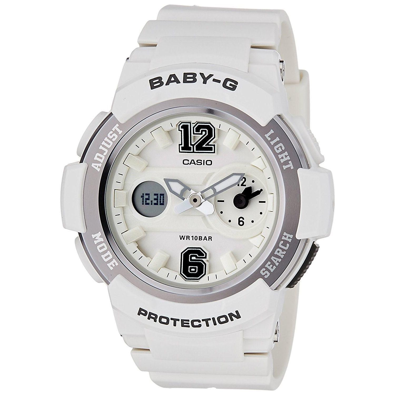 9e5274793d37 Casio Women s BGA210-7B1  Baby-G  Analog-Digital Watch