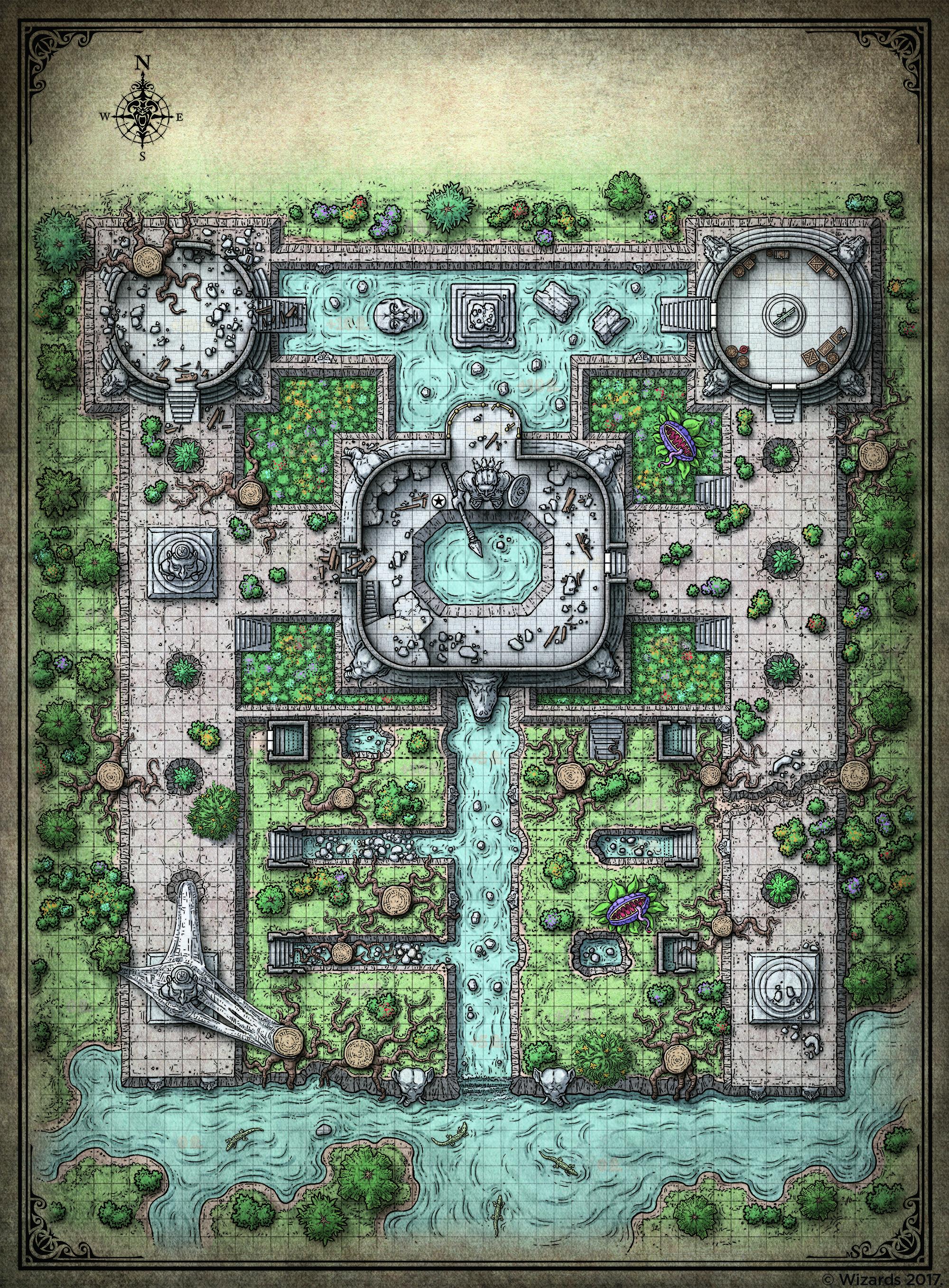 royal gardens d d