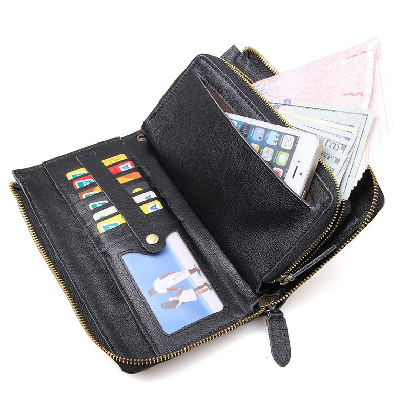 Large Zip Around Wallet USL8048A