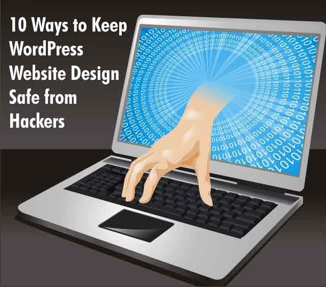 Hackers always try to find vulnerabilities in a WordPress website. This article offers security guidelines to keep your WordPress website design safe from hackers. You should keep your website up-to-date and uninstall inactive plug-ins. Use a secure username, password to restrict unauthorized access.