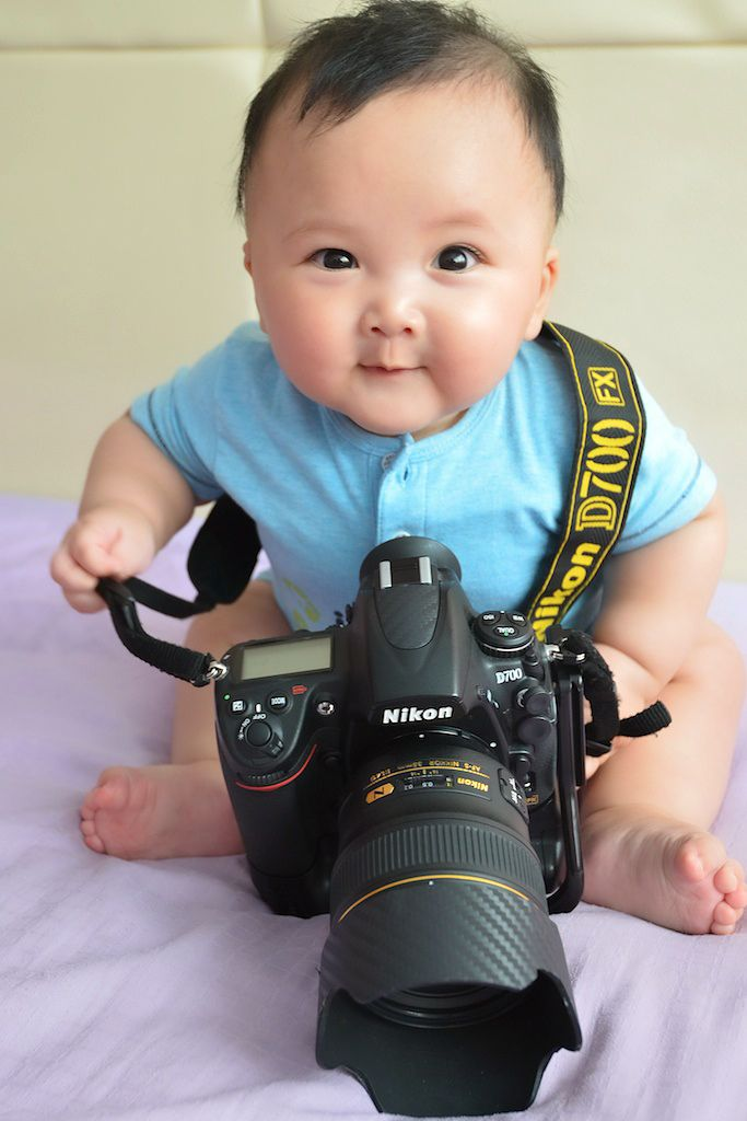 Little Nikon Ambassador