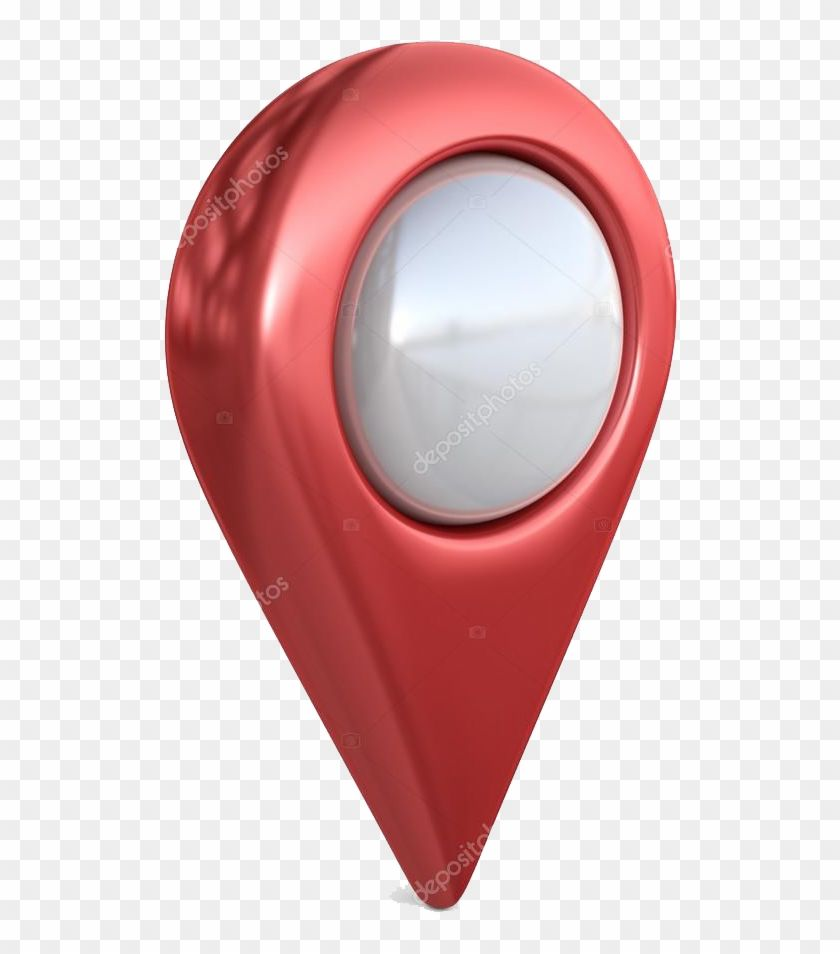 Find Hd Depositphotos 84156942 Ralistic Map Pointer Gps Location Location Icon 3d Hd Png Download To Search And Location Icon Map Icons Design Mockup Free