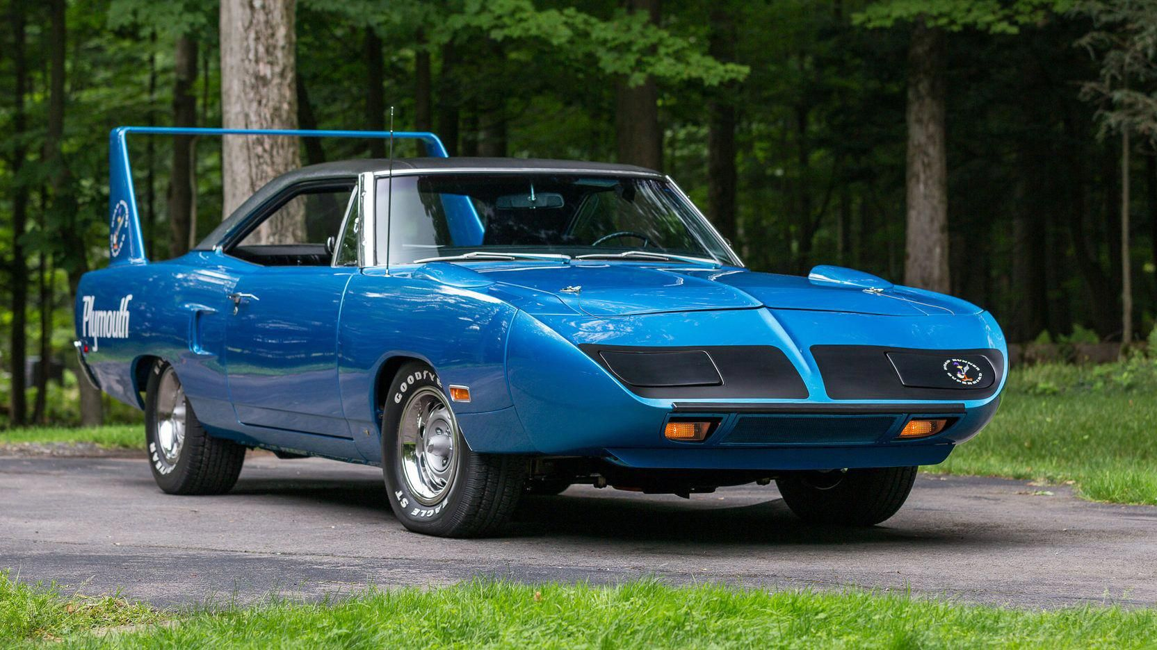 1970 Plymouth Superbird Presented As Lot S112 At Harrisburg Pa Americanmusclecarsplymouth Plymouth Superbird Chevy Sports Cars Classic Cars