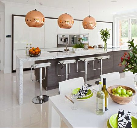 tom dixon copper pendant - Copper Pendant Light Kitchens And Tom Dixon