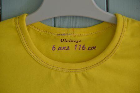 t-shirt flora 022
