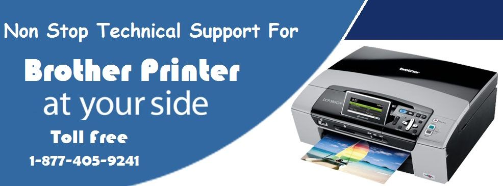 brother printer support contact