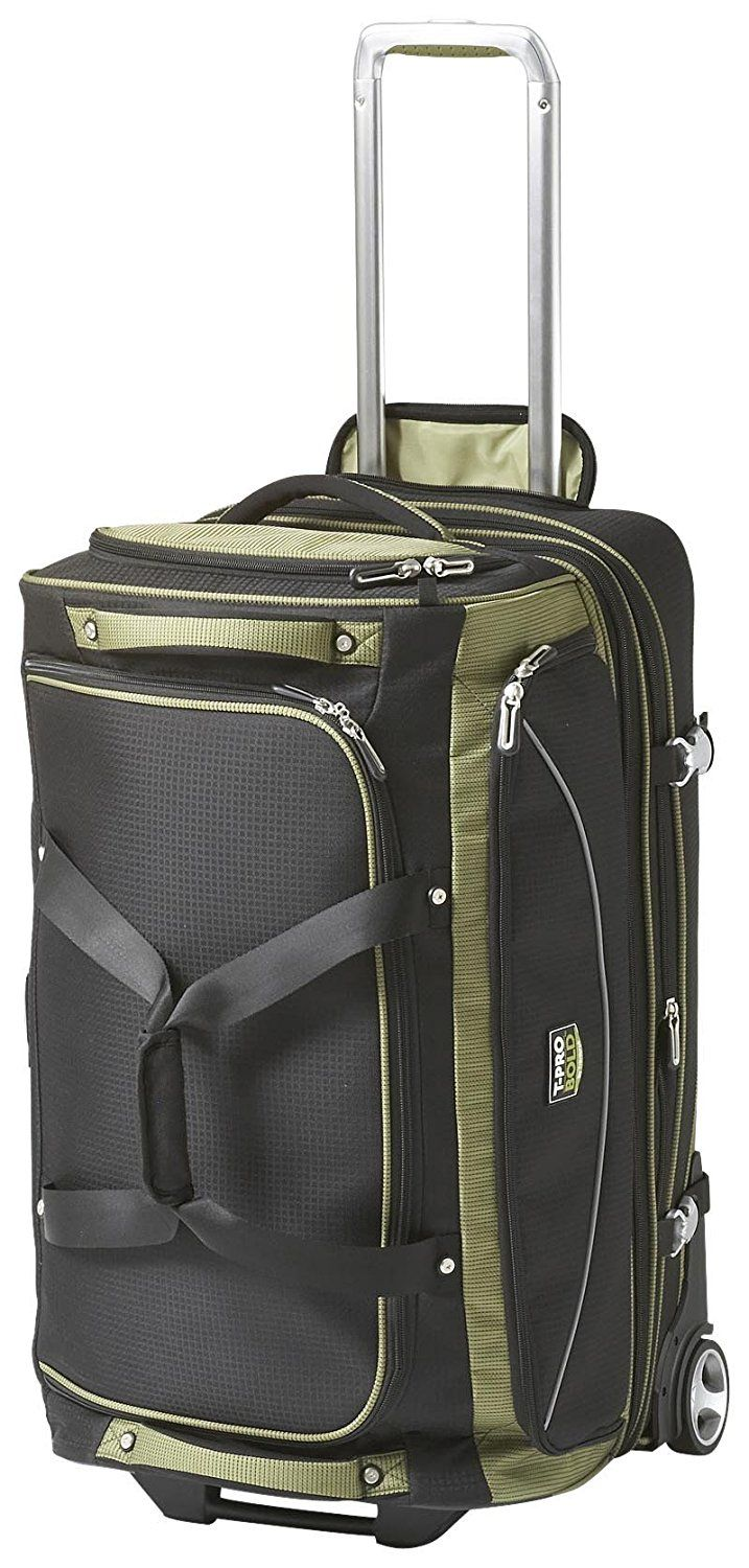 Travelpro Luggage T-Pro Bold 26 Inch Drop Bottom Rolling Duffel Bag    Startling review available here   Travelpro 9a7bbc1cb738a