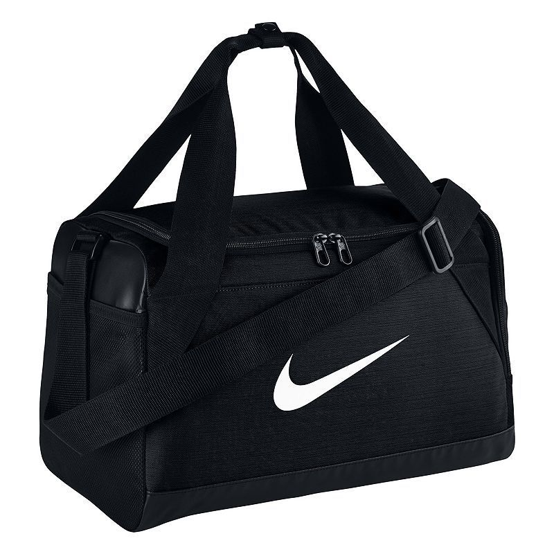 Nike Brasilia 7 Extra Small Duffel Bag Black