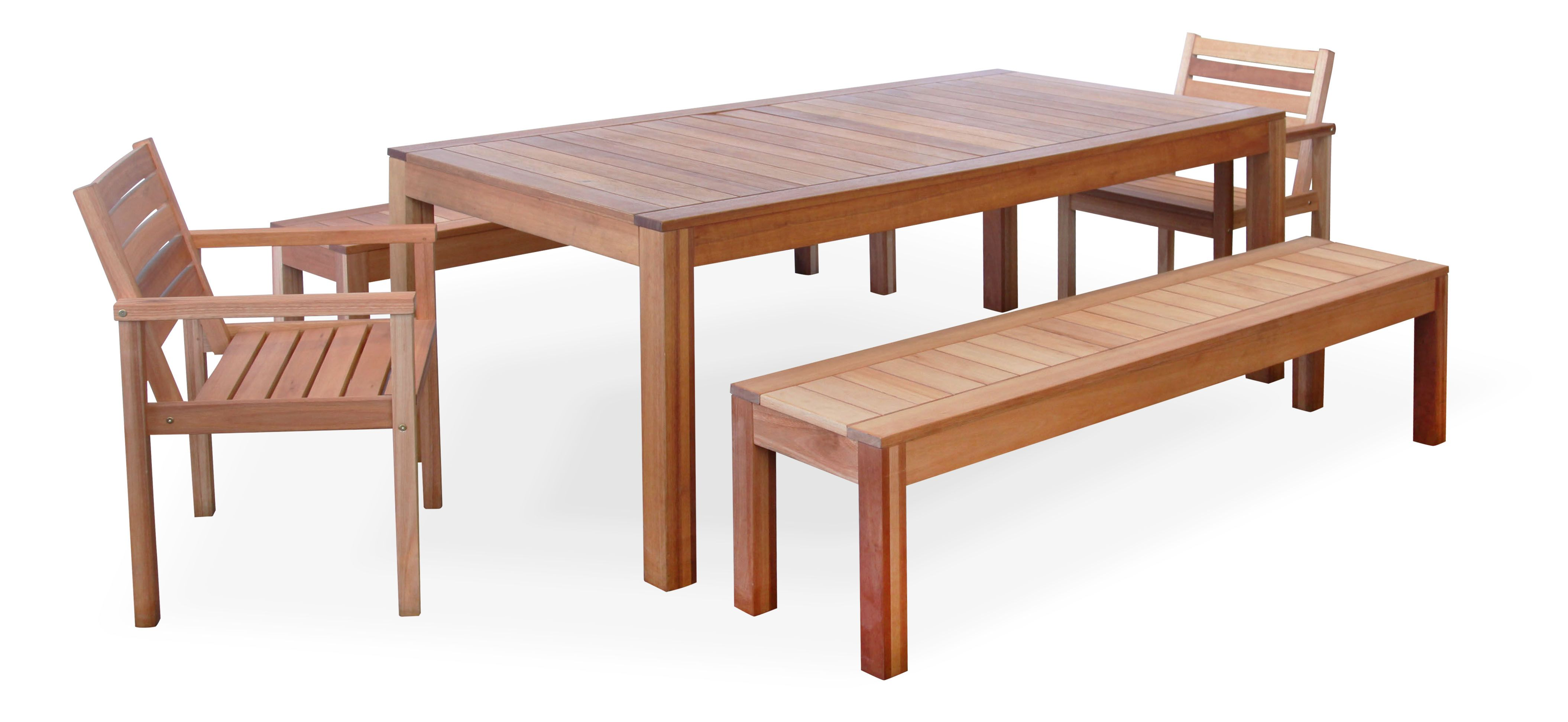 39++ Brown dining table with bench Trending