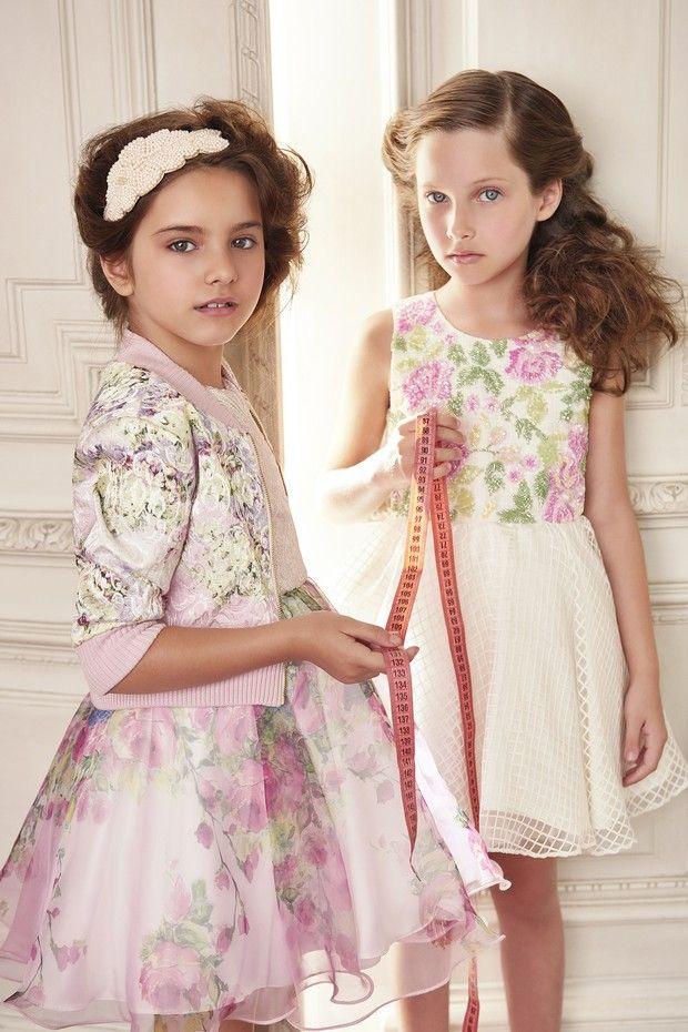 b56c3f329cf2 Lilica 1st Birthday Dresses, Kids Outfits Girls, Girl Outfits, Little  Dresses, Girls