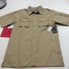 Boy Scouts of America Short Sleeve BSA MEN ~ Small Medium Large XL ~ Cotton Poly