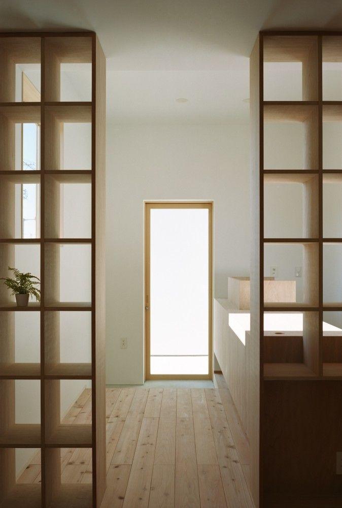Hanaha ma style architects details pinterest haus ideen haus und m bel - Japanische innenarchitektur ...