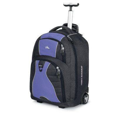 Save 8810 On High Sierra Freewheel Wheeled Book Bag Backpack Only 5190