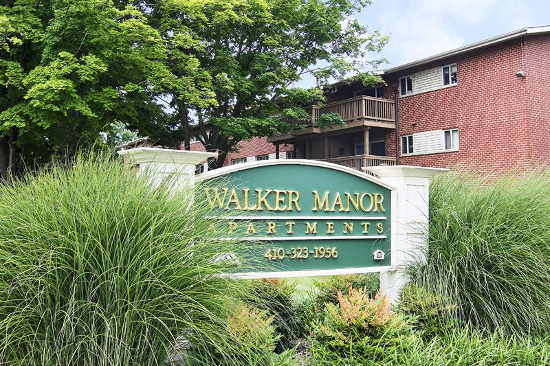 Walker Manor Apartments In Baltimore Maryland Is Minutes From The Towson University The Baltimore Beltway 695 An Manor Apartments Manor Beautiful Apartments
