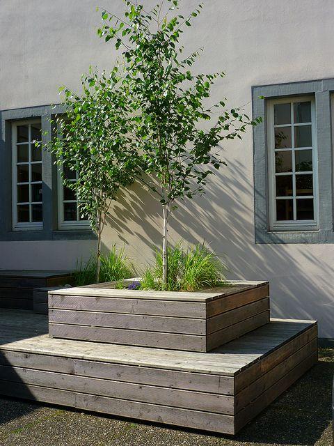 Toller Sitzplatz Vorgarten Gartenideen Gartensitzplatz Gartenprodukte Und Baumgarten
