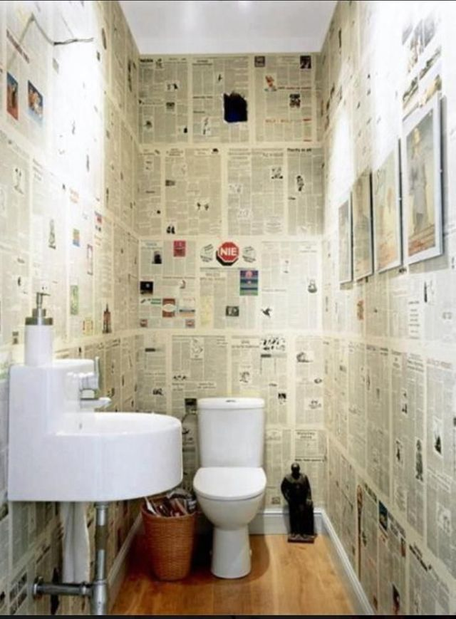 toilettes wc cabinets d co originale tendance nature toilet bath and interiors. Black Bedroom Furniture Sets. Home Design Ideas