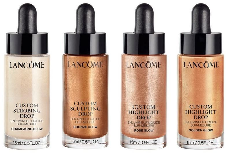 Lancome Custom Glow Drops Swatches For Spring 2018 Beauty Trends And Latest Makeup Collections Chic Profile Lancome Makeup Makeup Lancome