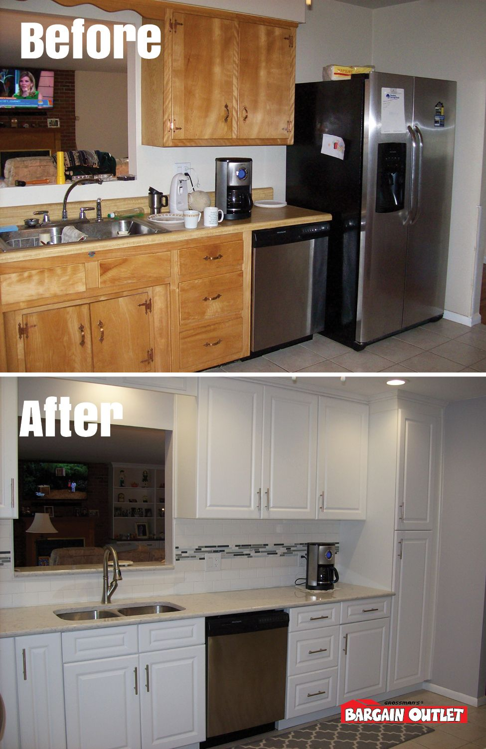 Pin By S Chrobak On House Trailer In 2019 Kitchen Cabinets