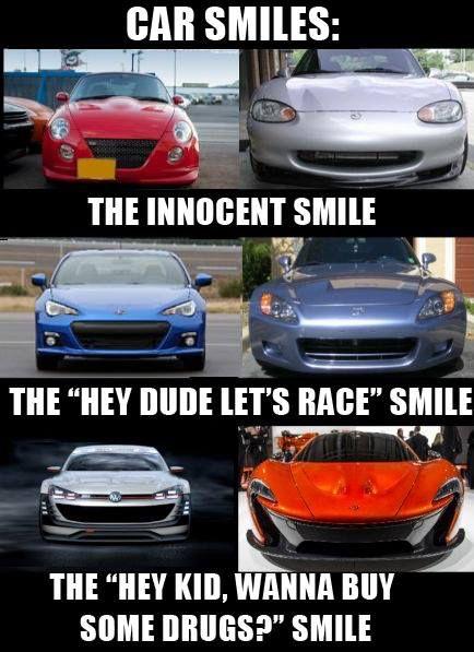 New Car Meme Funny : Car smiles memes bugatti pinterest
