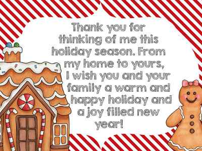 Thank You Cards Elementary Amc  Cards Merry And Craft