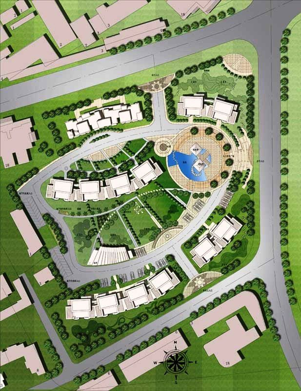 Pin by margarida teodoro on ud urban fabric pinterest for Site plan with landscape