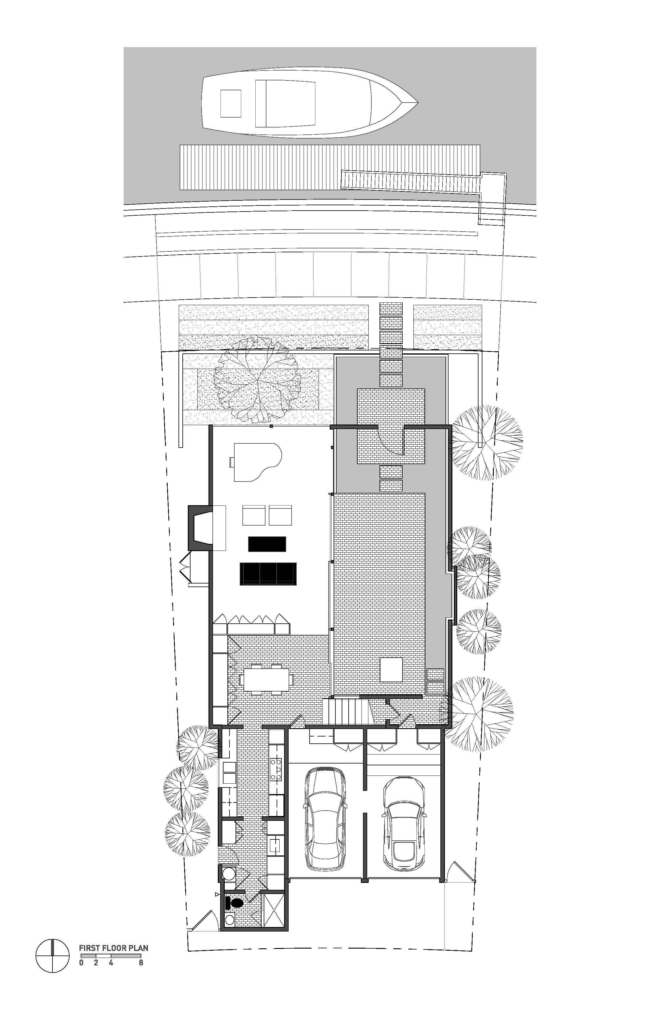 Case Study House No.25 : Frank House, Long Beach CA (1961 ...