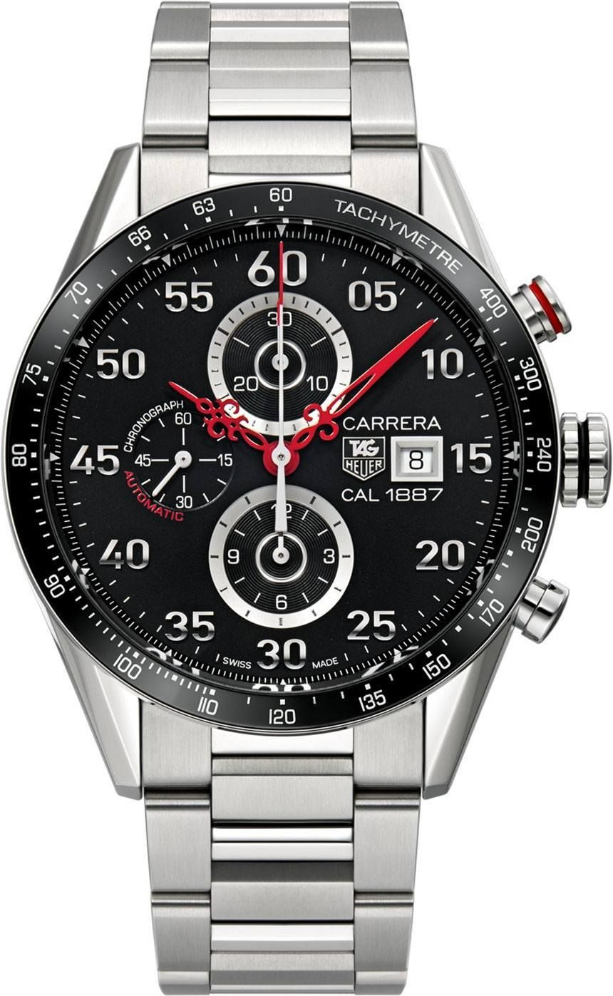 4938da43594 TAG Heuer Carrera Time Machine Nendo - Japan Only ($4,600) | Watches ...