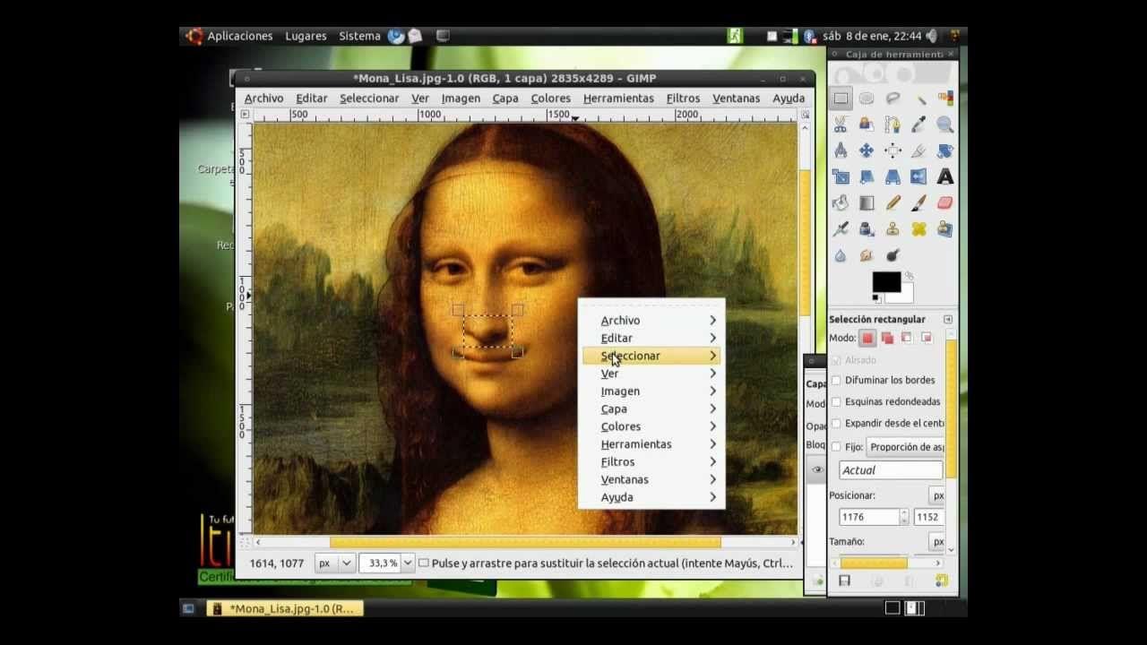 Diseño Gráfico En Gnu Linux Clase 11 Gnu Linux Diseño Grafico Linux
