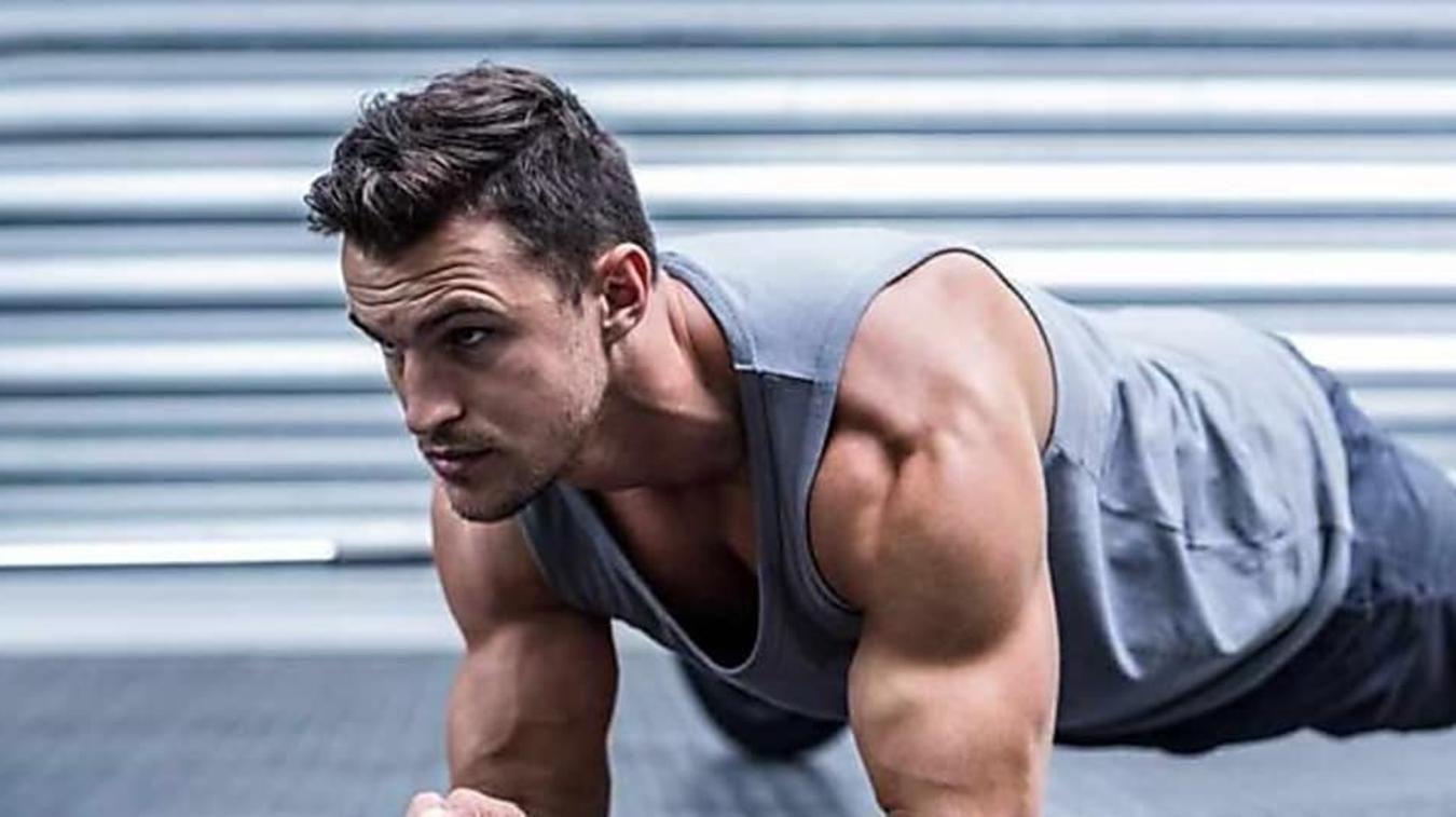 Muskelaufbau verbrennt schneller Fett