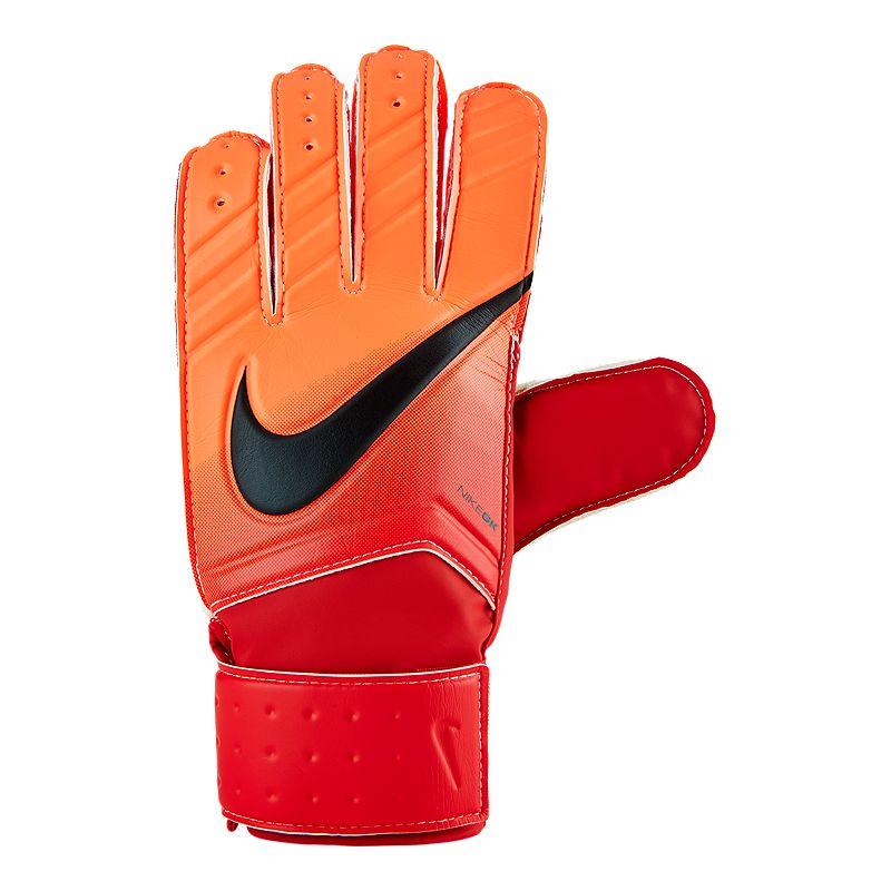 Nike goalkeeper match goalie gloves hyper orange in 2020