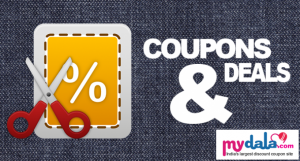 A coupon is a document or ticket that can be used to get a financial discount or rebate while buying a product. Discount Coupons have been a well-known mode to save while purchasing products....