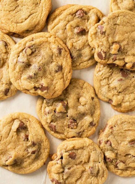 The Master Chocolate Chip Cookie Recipe Cookies Recipes