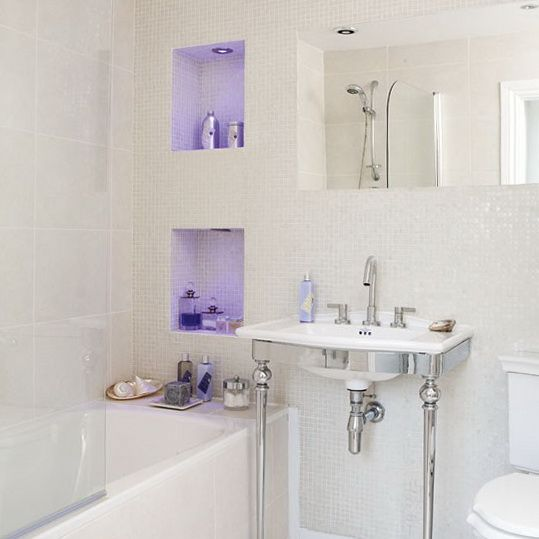 Looking For Contemporary Bathroom Designs And Bathroom Lighting Ideas? Take  A Look At The Housetohome.co.uk Bathroom Galleries For Inspirational  Bathroom ...