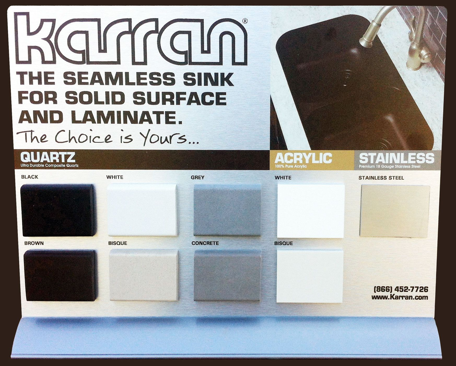 As The Pioneers Of Undermounting Sinks To Laminate Countertops And The  Seamless Integration Of Stainless Steel