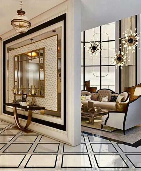 40 best interior furniture decorating ideas decor units on ideas for decorating entryway contemporary wall mirrors id=96459