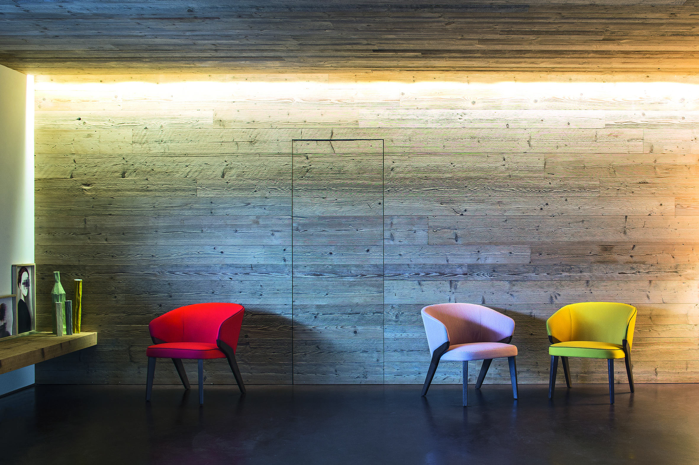 Nora armchairs by Bross, designed by Michael Schmidt. #Bross ...