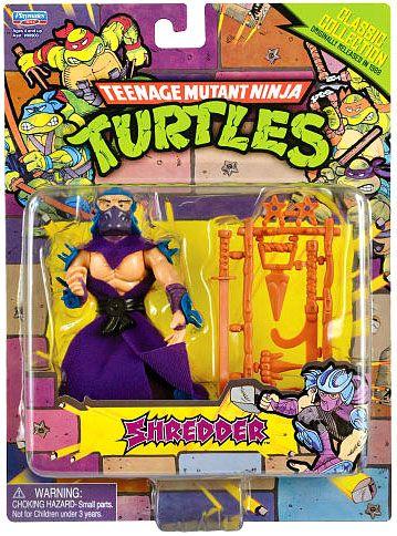 Playmates Teenage Mutant Ninja Turtles 1987 25th Anniversary Rocksteady Action Figure