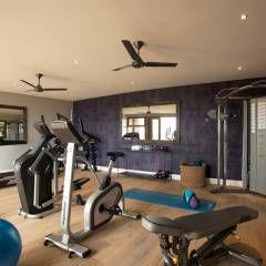 Fitnessruimte Design Ideeen Inspiratie En Foto S Homify Lodge African Lodge Home