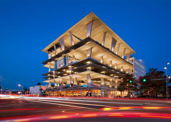 11 Stunning Parking Garage Designs with a Contemporary ...