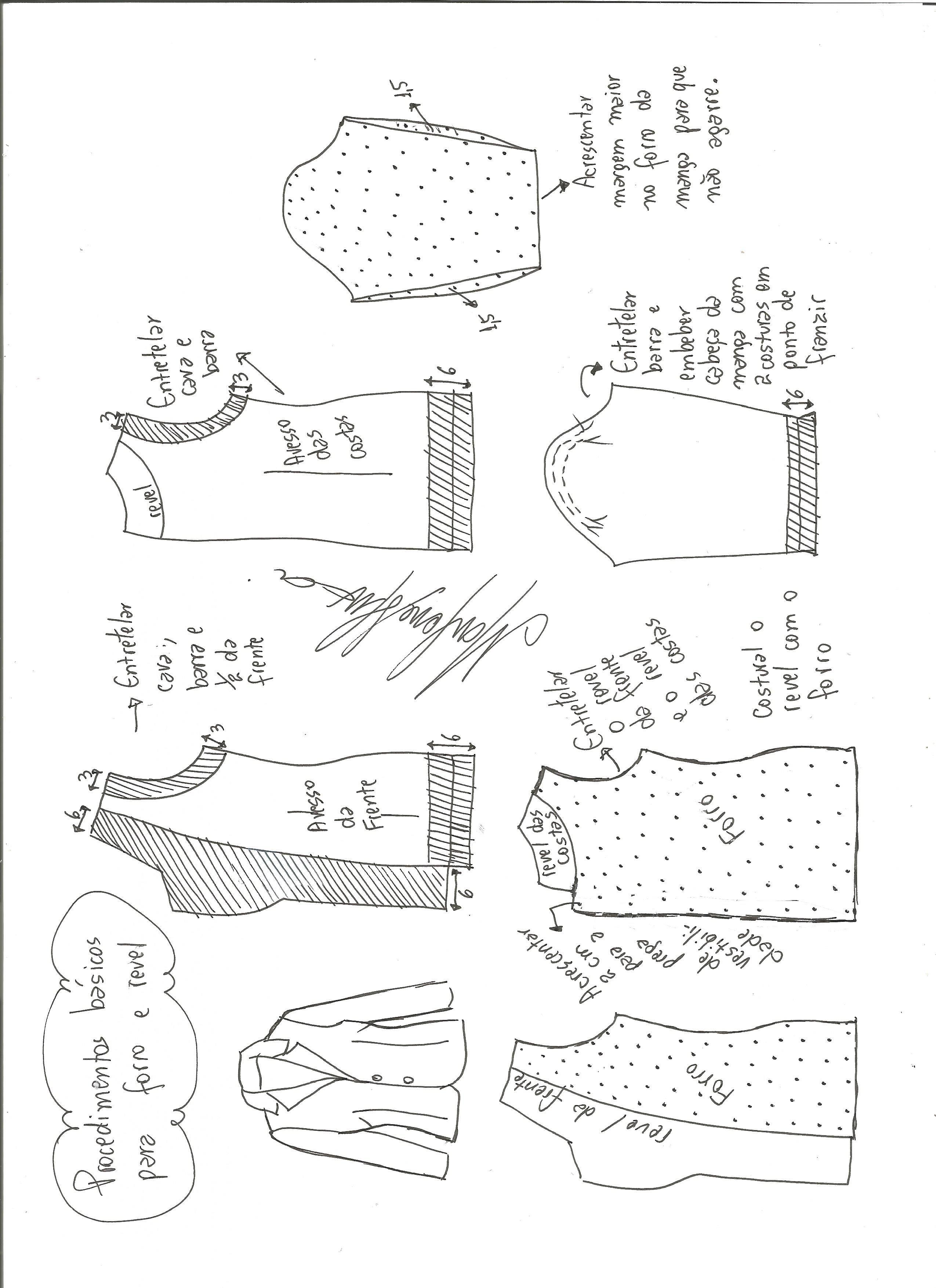 Pin de Yaneth Turpo en sacos de dama   Pinterest   Costura ...