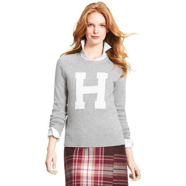 Tommy Hilfiger H Sweater 550 Ron Liked On Polyvore Featuring
