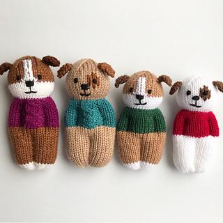 Furry Friends Puppy Dolls