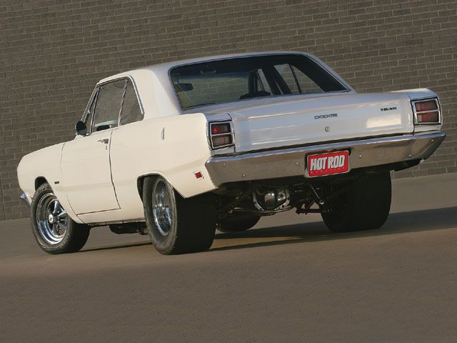 1969 Dodge Dart The Way Wheel And Tire Combos Were Meant To Be