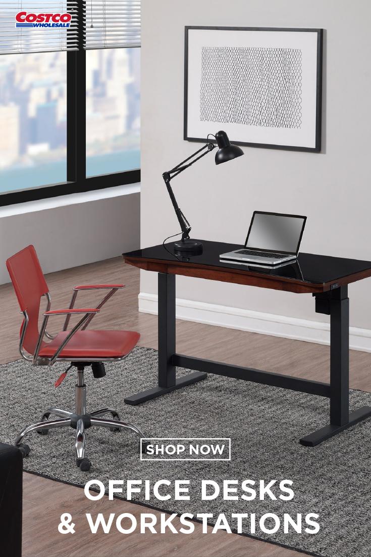 Tresanti Wright Adjustable Desk Adjustable Desk Desk Workstation
