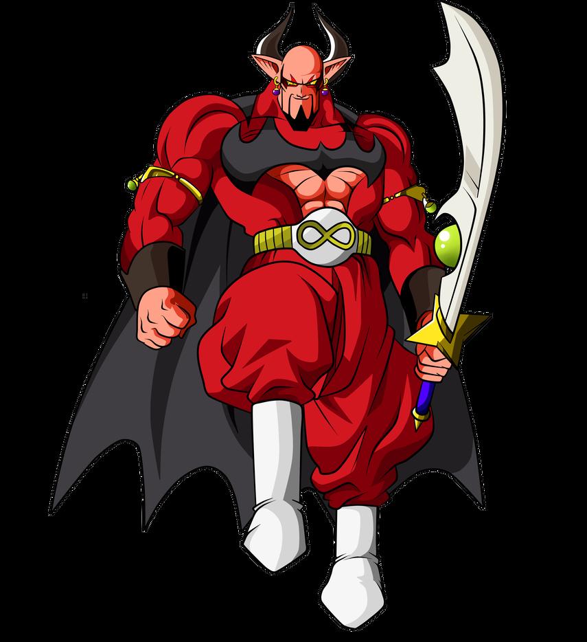 Dabura Demon Form By Alphagreywind Dragon Ball Z Personagens De Anime Dragon Ball