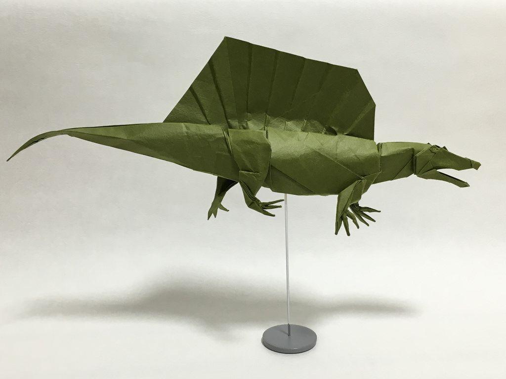 Spinosaurus 20B By Kaede1969