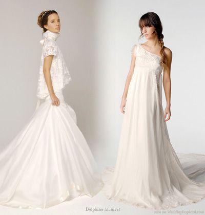 Lace retro/ vintage wedding dresses. | Vintage/ retro wedding ...