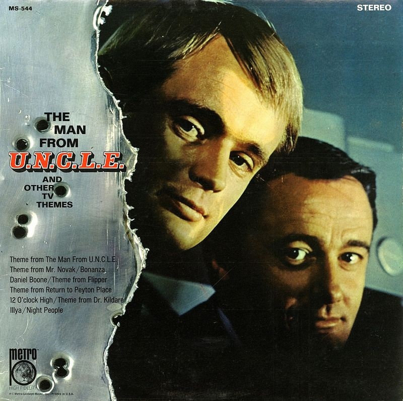 The Man From U.N.C.L.E. And Other TV Themes