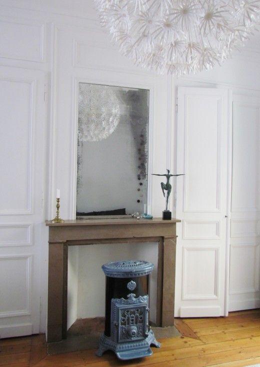 le salon apres travaux maison 1930 lille