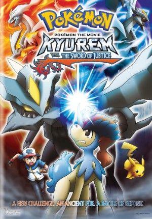 Pokemon Movie 15 Dvd D Kyurem Vs The Sword Of Justice